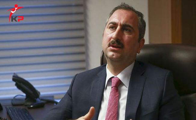 Adalet Bakanı Gül'den İkinci Gözaltına İlişkin Açıklama!