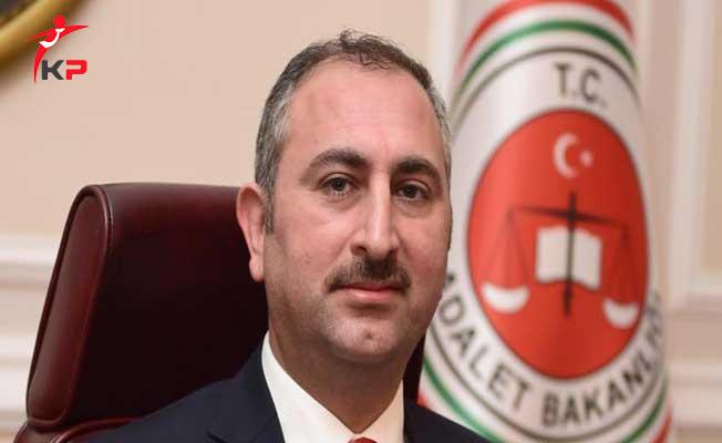 Adalet Bakanı Gül'den Kıdem Tazminatına İlişkin Zaman Aşımı Açıklaması!
