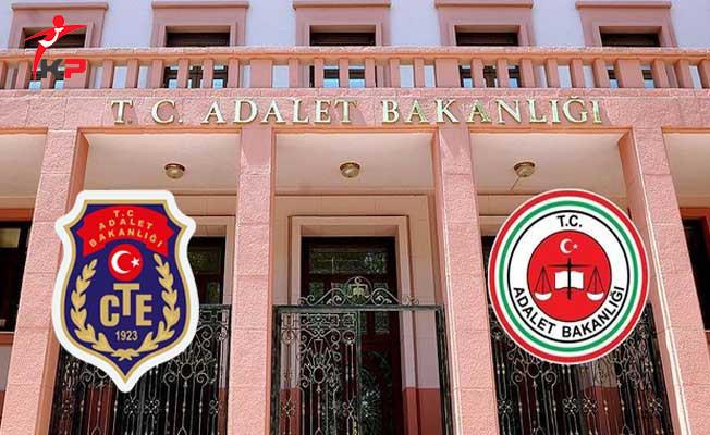 Adalet Bakanlığı CTE Genel Müdürlüğü Mazerete Dayalı Tayin Sonuçları Açıklandı!