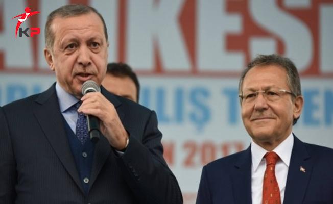 AK Parti Balıkesir'de Kriz! 'İstifa Etmiyorum...'