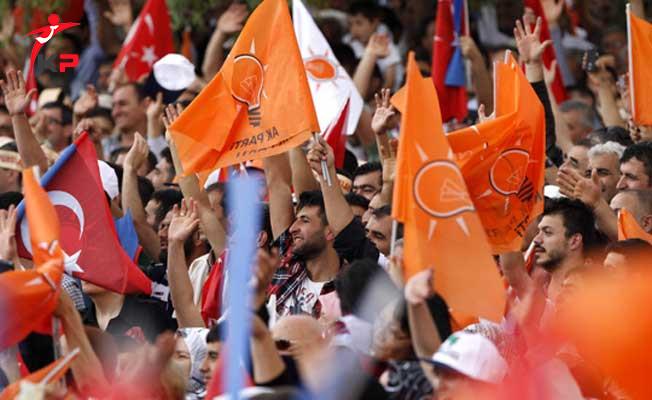 AK Parti'li 4 İl Başkanlığında Değişiklik !
