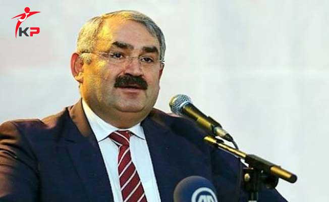 AK Parti Konya Milletvekili Halil Etyemez, Tekrar Eyad Başkanı Seçildi
