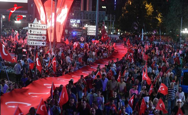 Ankara Emniyeti'nden Yoğun Güvenlik Önlemleri!