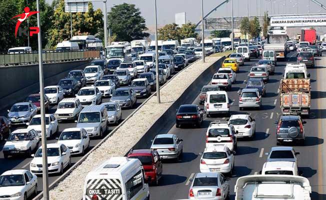 Ankara Valiliği Açıkladı! Başkent'te Bazı Yollar Trafiğe Kapatılacak!