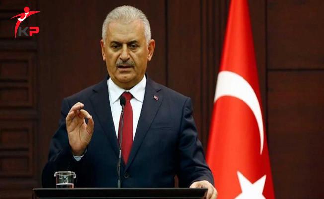 Başbakan Binali Yıldırım ABD Saldırısını Kınadı!