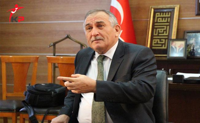 Bolu Belediye Başkanı: Ben AK Partinin Buradaki Anasıyım !