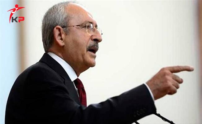 CHP Lideri Kılıçdaroğlu'ndan Cumhurbaşkanı Erdoğan'a İdlib Operasyonu Tepkisi!