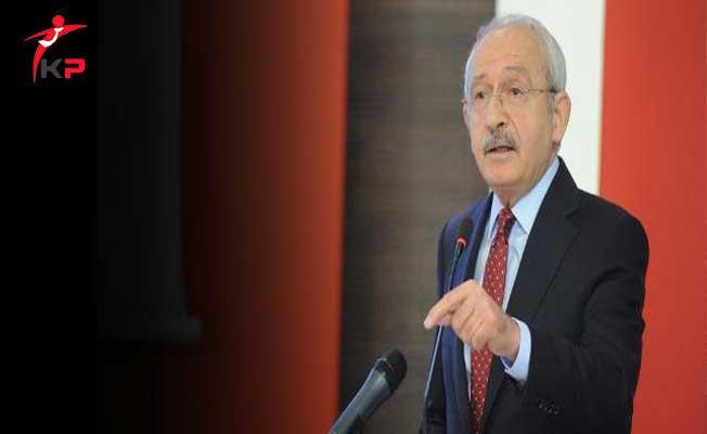 CHP Lideri Kılıçdaroğlu'ndan Gündeme İlişkin Önemli Açıklamalar