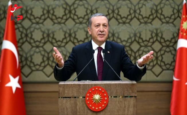 Cumhurbaşkanı Erdoğan: Başkan Edip Uğur'la Görüşme Olmadı