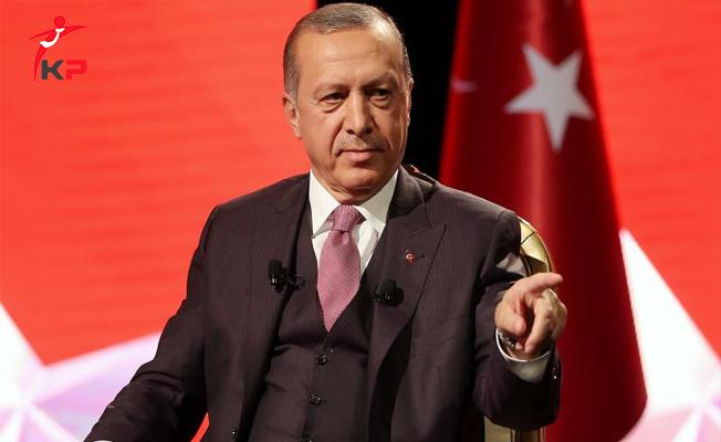 Cumhurbaşkanı Erdoğan'dan AK Parti'deki İstifa İddialarına İlişkin Açıklama !