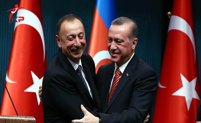 Cumhurbaşkanı Erdoğan'dan Azerbaycan'ın Bağımsızlık Günü Mesajı