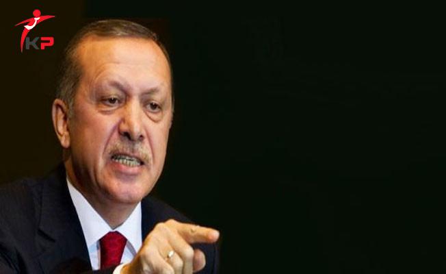 Cumhurbaşkanı Erdoğan'dan CHP'li Belediye Başkanı'na Çok Sert Sözler!