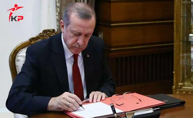 Cumhurbaşkanı Erdoğan'dan İki Üniversiteye Rektör Ataması