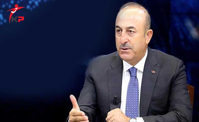 Dışişleri Bakanı Çavuşoğlu'ndan IKBY Referandumu Hakkında Önemli Açıklama !