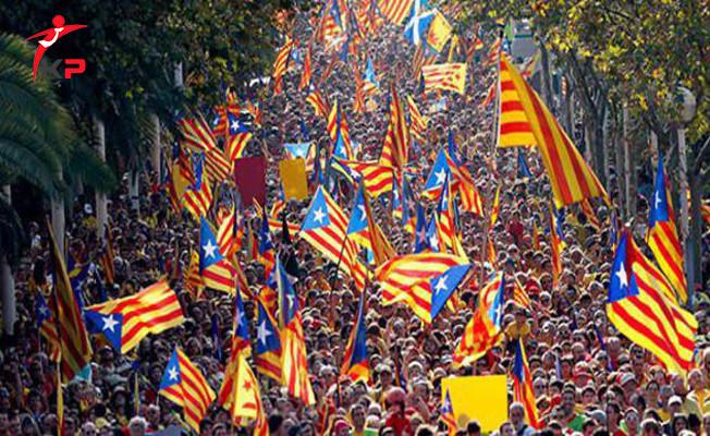 Dışişleri Bakanlığı'ndan Katalonya Açıklaması!