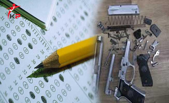EGM 2017 Silah Tamir Yeri Açma Sınav Giriş Yerleri Açıklandı