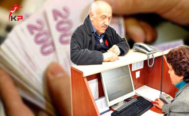 Erken Emekli Olmak İsteyenler Dikkat! Hizmet Tespitiyle Erken Emekli Olabilirsiniz