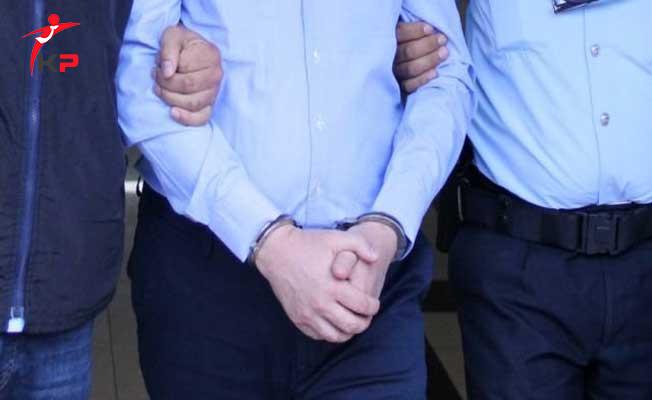 Eski Kaymakam FETÖ'den Gözaltına Alındı!