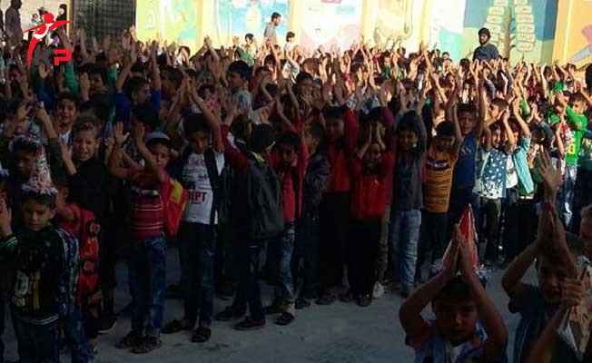 Fırat Kalkanı Bölgesine Açılan Okul Sayısı Açıklandı