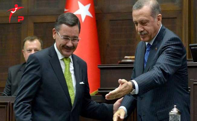 Flaş İddia! Cumhurbaşkanı Erdoğan Melih Gökçek ve 5 Belediye Başkanının İstifalarını İstedi!
