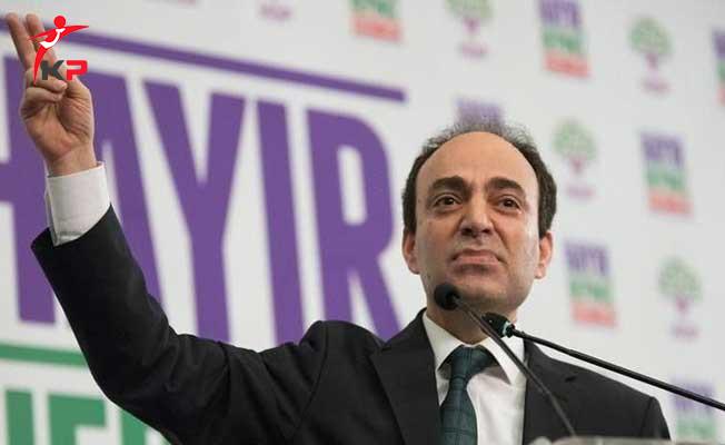 HDP Sözcüsü Osman Baydemir'e Hapis Cezası!