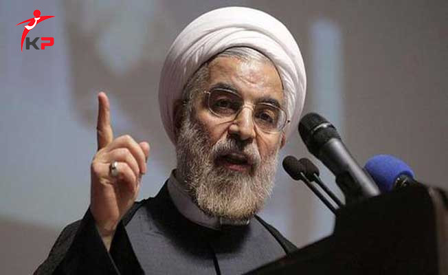 İran Cumhurbaşkanı Ruhani'den ABD Başkanı Trump'ın Sözlerine Sert Tepki!