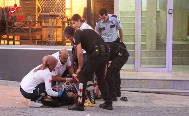 İstanbul'da İkna Edilemeyen Genç 6. Kattan Aşağı Atladı