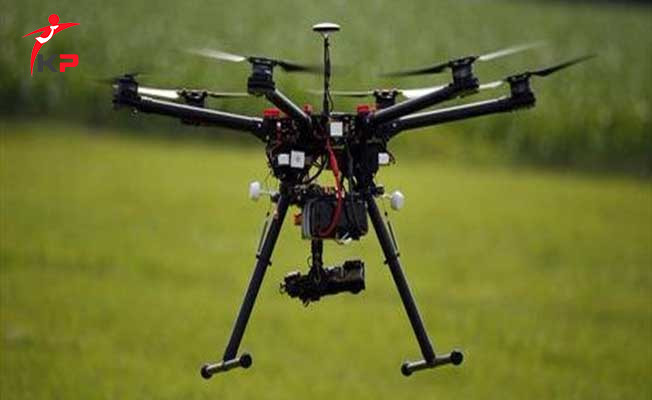 Jandarmadan Drone'lu Uyuşturucu Operasyonu!