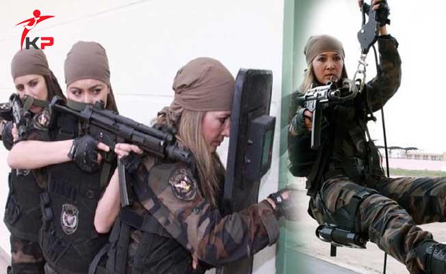 Kadın Polis Özel Harekat (PÖH) Kontenjanının Arttırılması İçin Bir Çalışma Var Mı? MHP'li Arzu Erdem'den Flaş Açıklama !