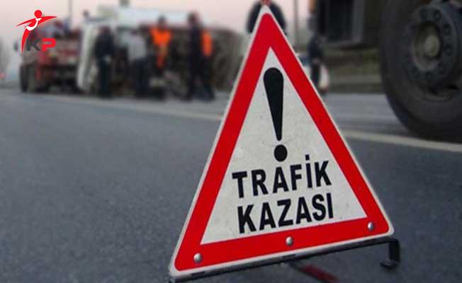 Kahramanmaraş'ta Zincirleme Kaza: 1 Ölü, 3 Yaralı Var