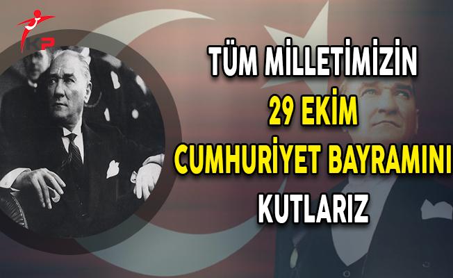 Kamupersoneli.net Olarak Tüm Milletimizin Cumhuriyet Bayramını Kutlarız