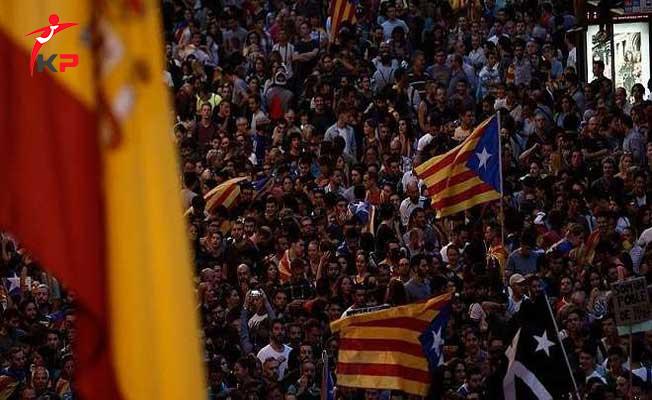 Katalonya Başbakanı'ndan Flaş Bağımsızlık Açıklaması! 'Süreci Askıya Almalıyız!'