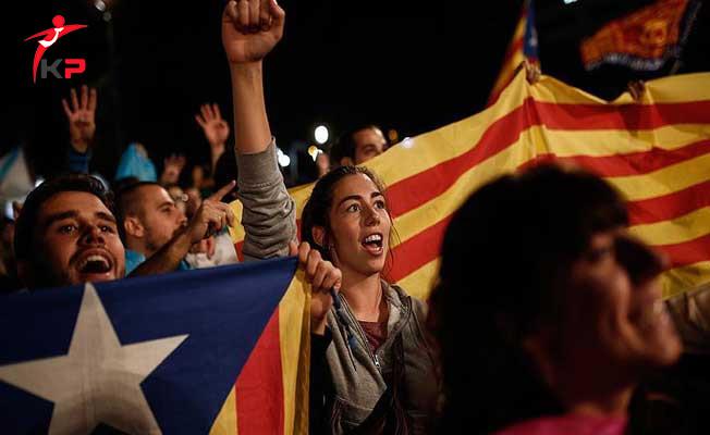 Katalonya Hükümeti Resmi Referandum Sonuçlarını Açıkladı!
