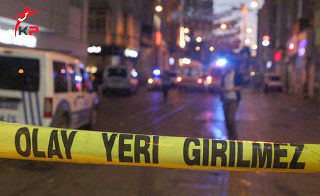 Kavga Edenleri Ayırmaya Çalışan Polis Memuru Tartaklandı!