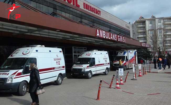 Kilis'te Zırhlı Araç Devrildi: Çok Sayıda Yaralı Asker Var