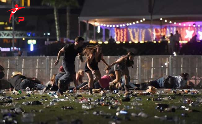 Las Vegas'taki Silahlı Saldırıda Ölü Sayısı Artıyor! En Az 50 Kişi Hayatını Kaybetti