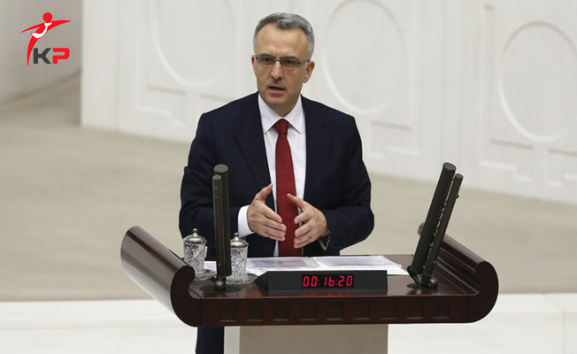 Maliye Bakanı Ağbal'dan Asgari Ücretliler İçin Yeni Düzenleme Önerisi