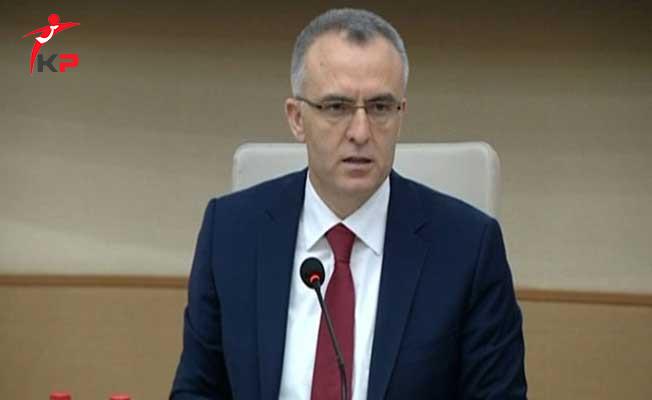 Maliye Bakanı Ağbal'dan İstihdam Açıklaması! 'Hedefimiz 3.2 Milyon Kişiye İlave İstihdam'