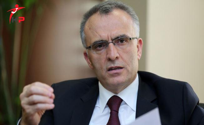 Maliye Bakanı Ağbal'dan Torba Tasarı'na İlişkin Önemli Açıklamalar