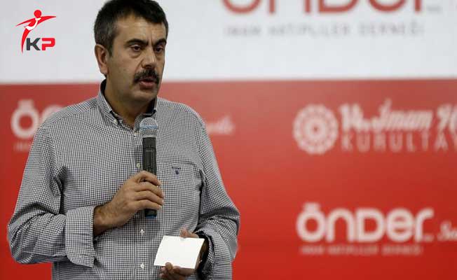 MEB Müsteşarı Yusuf Tekin'den TEOG'un Kaldırılması Hakkında Önemli Açıklama