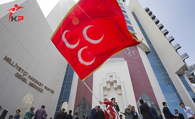 MHP'de 3 Bin 500'e Yakın Üye, Akşener'in Partisi'ne Katılmak İçin İstifa Etti!