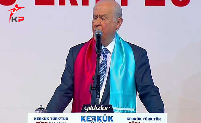 MHP Genel Başkanı Devlet Bahçeli'den 5 Bin Ülkücü Açıklaması !