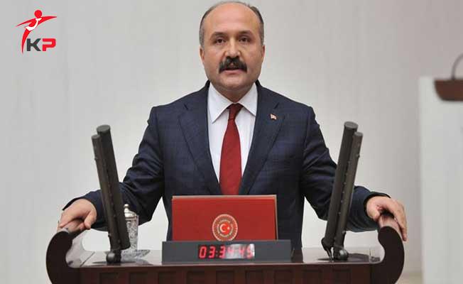 MHP'li Erhan Usta'dan Şehitler ve Terörle Mücadele Açıklaması