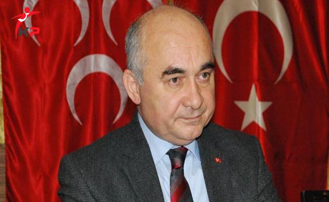 MHP'li Vahapoğlu'ndan Çok Konuşulacak Melih Gökçek Paylaşımı!