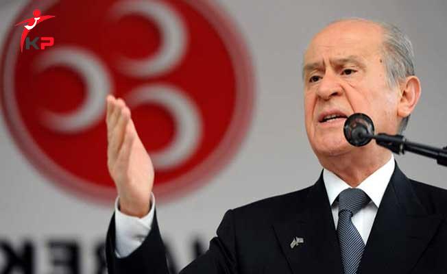 MHP Lideri Bahçeli'den 84. İl Değerlendirmesi: Çılgına Döneceklerdi