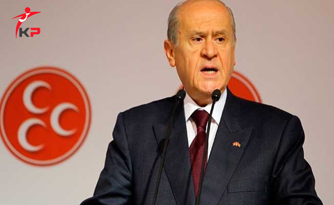 MHP Lideri Bahçeli'den Son Dakika 84'üncü İl Açıklaması