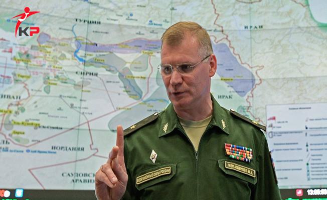 Rusya'dan ABD'ye Şok Suçlama! 'Teröre Destek Veriyorsunuz'
