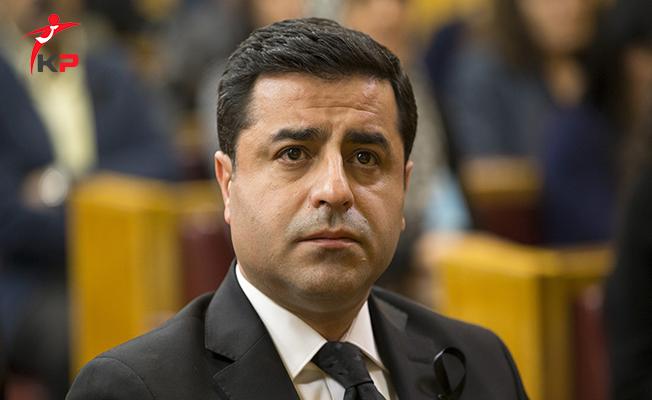 Selahattin Demirtaş'ın Duruşma Tarihine Karar Verildi!