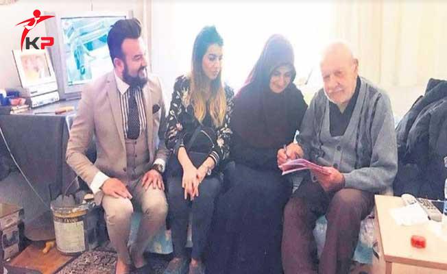 SGK Uzmanı Erhan Nacar'dan Erdoğan Dede'ye Yardım Eli