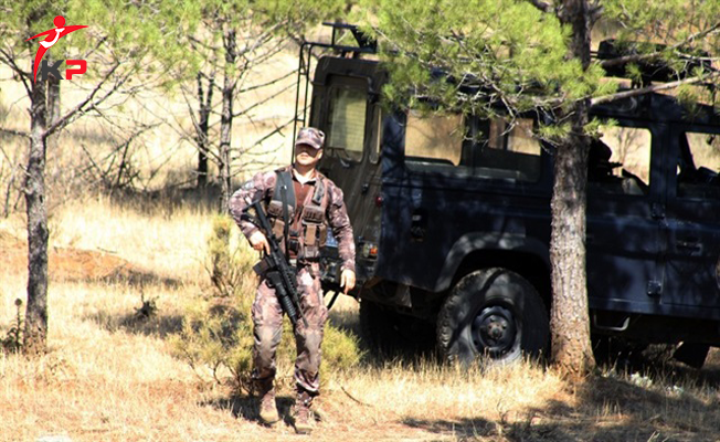 Sıcak Gelişme! Muğla'da Kaçacak Yeri Kalmayan Terörist Kendisini Patlattı